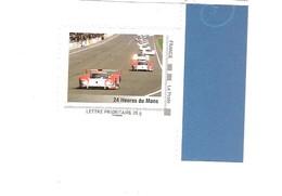 FRANCE AUTOCOLLANT SPORT AUTOMOBILE COURSE AUTO RENNSTADT RUNING RACE FORMULE 1 24 HEURES DU MANS - Automobile