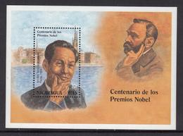Nicaragua MNH Michel Nr Block 246 From 1995  / Catw 6.50 EUR - Nicaragua