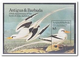 Antigua & Barbuda 1985, Postfris MNH, Birds, John Audubon - Antigua En Barbuda (1981-...)