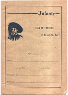INFANTE-  CADERNO ESCOLAR COM TABUADA - Books, Magazines, Comics