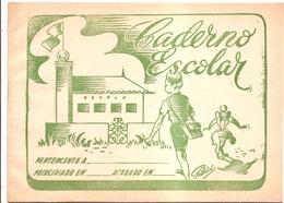 PORTUGAL-  CADERNO ESCOLAR - Escolares