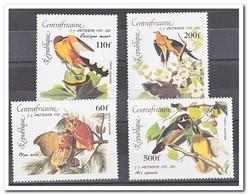 Centraal Afrika, Postfris MNH, Birds - Centraal-Afrikaanse Republiek