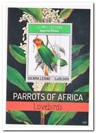 Sierra Leone, Postfris MNH, Birds - Sierra Leone (1961-...)