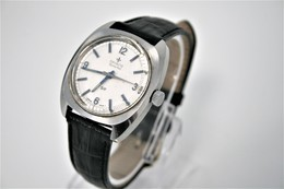 Watches :  PRONTO SPORTAL SR HANDWINDING VINTAGE - Original - Running - - Horloge: Luxe