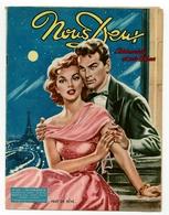 """Revue Vintage """"Nous Deux"""" - N° 403 - Nuit De Rêve... - 1955 - Andere"""