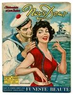 """Revue Vintage """"Nous Deux"""" - N° 426 - Anniversaire... - 1955 - Andere"""