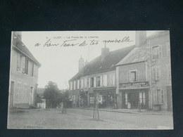 LUZY  /  ARDT  Château-Chinon  1910 /    RUE  .....  EDITEUR - Other Municipalities