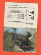 ET/A/ CALENDIER 1985  BIBLIO RAIL PHOTO PH GARNIER / Locomotive Vapeur 140 C 27 - Calendriers