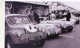 24 Heures Du Mans 1953  - Renault  4CV 1063 - 4CV Spider -  4CV Barquette Rosier  -  15x10 PHOTO - Le Mans