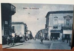 CARTOLINE RIPRODUZIONI DA FOTOGRAFIE AUTENTICHE  DELLA CITTADINA DI GIARRE IN PROVINCIA DI CATANIA -SICILIA - Italia