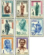 Ref. 365483 * MNH * - TIMOR. 1948. FAMOUS PEOPLE . PERSONAJES - Timor