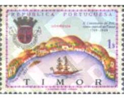 Ref. 365494 * MNH * - TIMOR. 1969. II CENTENARIO DE DILI COMO CAPITAL DE TOMOR - Timor