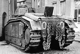 WW2 -  Char B1 Bis - 1939-45