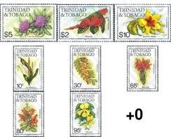 Ref. 366040 * MNH * - TRINIDAD AND TOBAGO. 1987. BASIC SET . SERIE BASICA - Trinidad & Tobago (1962-...)