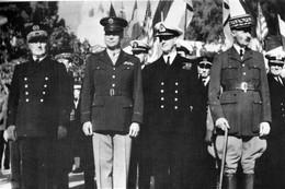 WW2 - Amiral Darlan Et Général Giraud à Alger Le 02.12.1942 - 1939-45