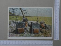 ESQUADEA DE TELEGRAFISTAS - FOTO PK KOLTZENBURG - 2 SCANS  - (Nº23661) - Weltkrieg 1939-45