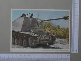 CANHÃO ANTI-CARRO - FOTO PK WAHNER - 2 SCANS  - (Nº23662) - Weltkrieg 1939-45