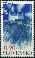 Slovakia. 2010. EUROPA Stamps - Children's Books (CTO) Stamp - Slovakia