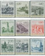 Ref. 294176 * MNH * - YUGOSLAVIA. 1972. BASIC SET . SERIE BASICA - Unused Stamps