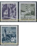 Ref. 294231 * MNH * - YUGOSLAVIA. 1975. TOURISM . TURISMO - Unused Stamps