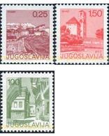 Ref. 294250 * MNH * - YUGOSLAVIA. 1976. TOURISM . TURISMO - Unused Stamps