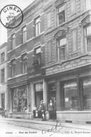 Ciney - Rue Du Centre (animée, Edit. Papeterie Imprimerie L. Maquet-Javaux, 1905,  Hôtel Du Condroz) - Ciney