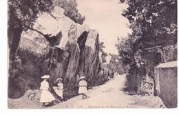 Lieu à  Identifier - Quartier De La Barre , Les Rochers (Toulon?) - Zu Identifizieren