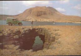 Cape Verde - Postcard Unused - Tarrafal - Santiago - 2/scans - Cape Verde