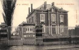 Hannut - Villa De M C Grégoire-Ghion (Edit. Alexandre Bully, Phototypie M. Marcovici) - Hannuit