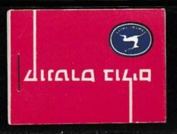 ISRAEL, 1957, Mint Never Hinged Stamp(s), In Booklet(s) , Definitive's,  X814, Without Tabs - Ongebruikt (met Tabs)