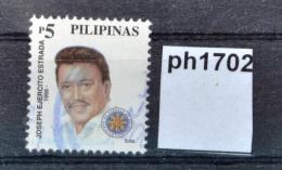 Ph1702 Joseph Estrada, Schauspieler, Politiker, Präsident, President, PH 2000 - Philippines