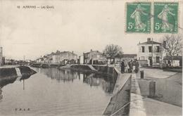 Charente Maritime . Marrans . Les Quais . - Autres Communes