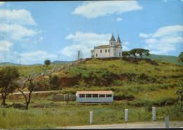 Mozambique - Postcard Unused - Vila De Manica - Our Lady Of Rosary Chapel - 2/scans - Mozambique