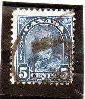 B - 1928 Canada - King George V - Usati