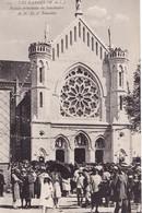 LES GARDES - Façade Principale Du Sanctuaire De N-D. Et Tourelles - Other Municipalities