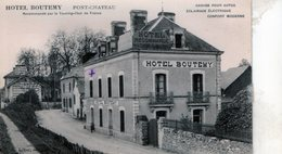 Ctrique  Confort Moderne44)--hotel Boutemy.- Pont-chateau (garage Pour Autos èclairage èlèctrique Confort Moderne) - Pontchâteau