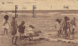 Oostende, Les Enfants A La Mer (pk49428) - Oostende