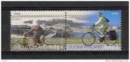 Finlande 2005 Neufs N°1697/98 Oulu - Unused Stamps