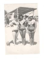 04811 Soviet Russia Lady Swimsuit Beach - Persone Anonimi