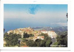 ITALIE / PRINCIPAUTE De SEBORGA / CPM 16X11 Voyagée 2005 Avec Oblitération Spéciale + Tampon FD /  Carte Altérée !!! - Otras Ciudades