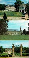 14 - Calvados - Château De Vendeuvre Près De Saint Pierre Sur Dives (3 Cartes) - Sonstige Gemeinden