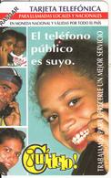CUBA(Urmet) - Cuidelo, 07/03, Mint - Cuba