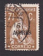 Azores, Scott #176, Used, Ceres Overprinted, Issued 1912 - Azoren