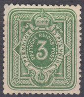 DEUTSCHE REICHS - 1875 - Yvert 30 Nuovo Senza Gomma, Come Da Immagine. - Allemagne