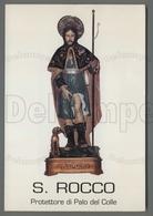ES3995b S. San ROCCO PROTETTORE DI PALO DEL COLLE Formato Cartolina - Religion & Esotericism