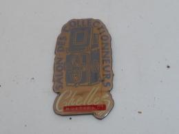 Pin's SALON DES COLLECTIONNEURS APPAREL PHOTO, CHELLES - Photography