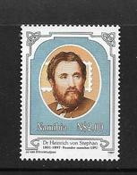 NAMIBIE 1997 H VON STEPHAN  YVERT N°784  NEUF MNH** - Namibie (1990- ...)