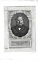 Plaquette - CH CHRISTOFLE 1805 - 1863 - Discours Et Articles Parus Lors Du Déces - Documents Historiques