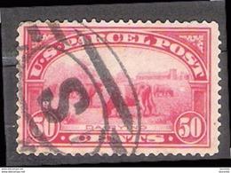 8269  USA - Yv P 10 - Used - 5,85 - United States