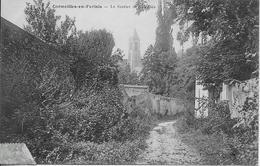 VAL D'OISE-CORMEILLES EN PARISIS Le Sentier De La Vallée-MO - Cormeilles En Parisis